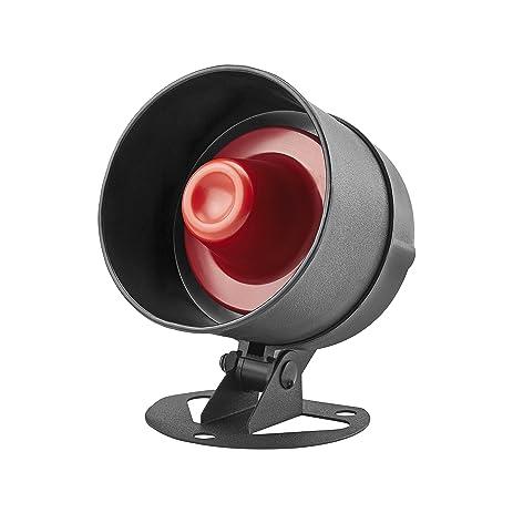 kerui wireless live loud siren home security alarm waterproof horn up