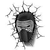 3D Light FX Star Wars Kylo Ren- Lámpara 3D SW Kylo Ren
