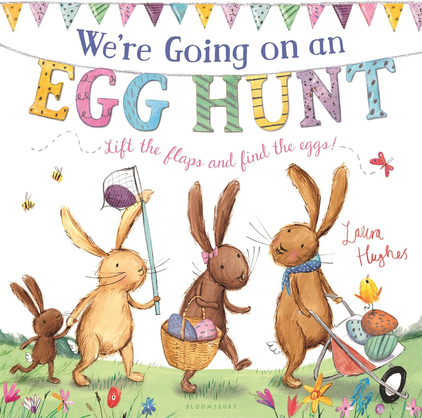 Download We're Going on an Egg Hunt PDF