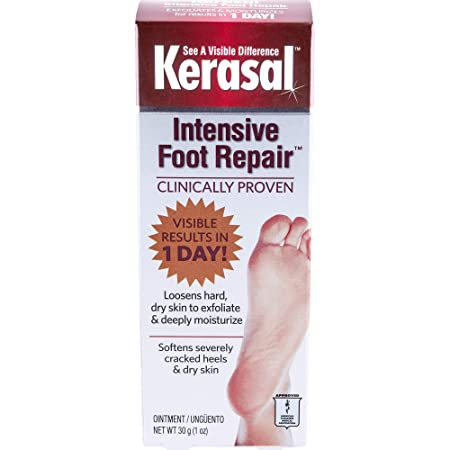 Kerasal Intensive Foot Repair Ointment 1 oz Pack of 3