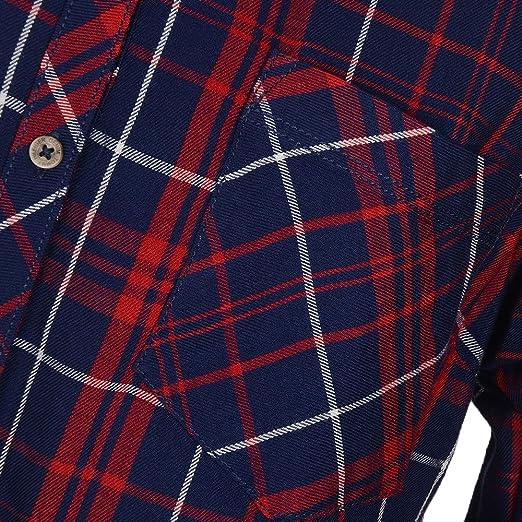 es Roja Check Ls Camisa Accesorios Amazon 44 Thdw Dw0dw02993 Y Ropa EwSXBBqF0