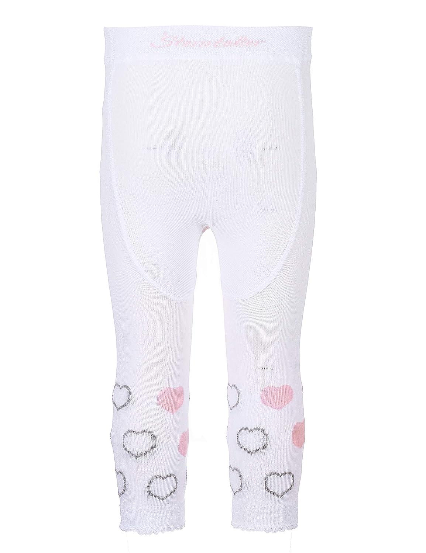 Sterntaler Doppelpack Leggings f/ür Babys Herzen-Motiv