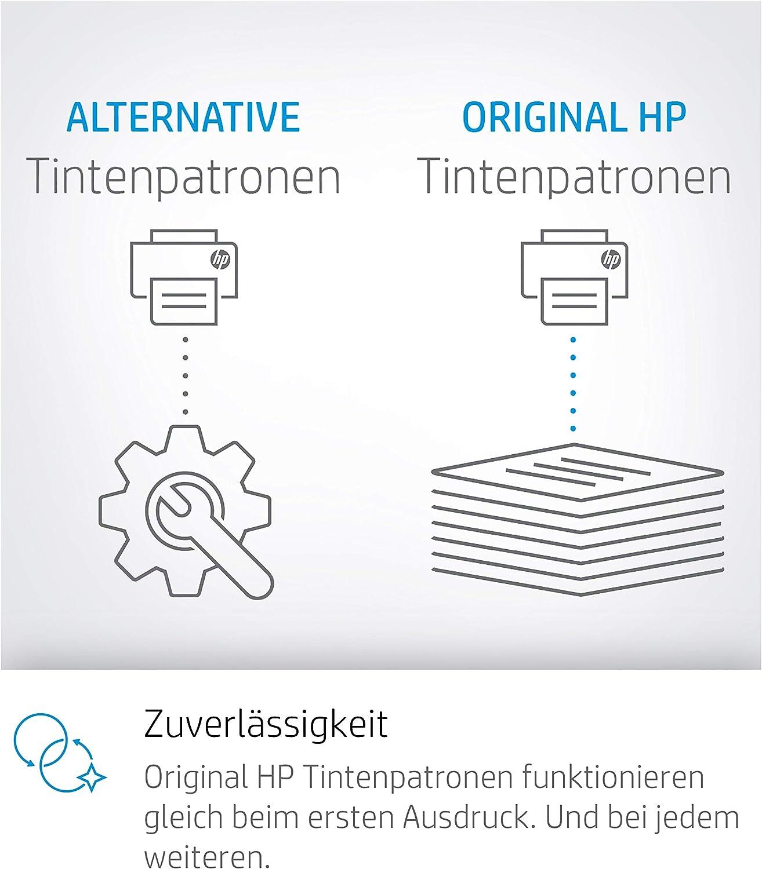 XL HP 933XL Gelb Original Druckerpatronen mit hoher Reichweite f/ür HP OfficeJet 7510 6700 7110 6100 6600 Magenta 7612