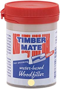 Timbermate Maple/Beech/Pine Hardwood Wood Filler 8oz Jar