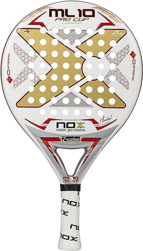 Amazon.com : NOX ML10 Pro Cup Padel Racket : Sports & Outdoors
