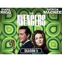 The Avengers: Season 5 HD Digital