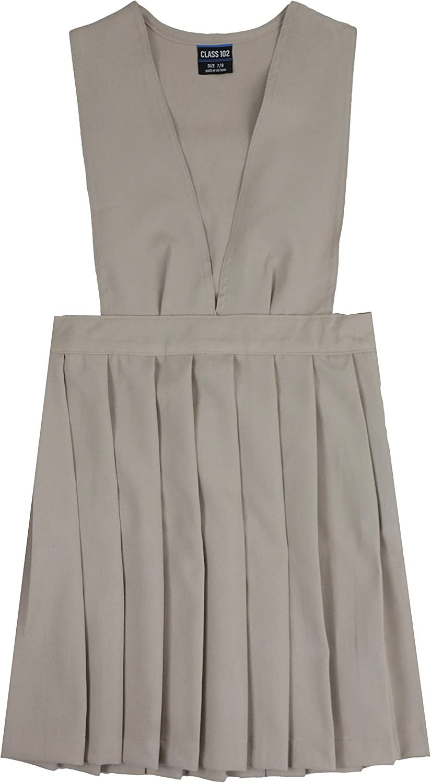 ToBeInStyle Girl's Uniform Jumper Dress: Clothing