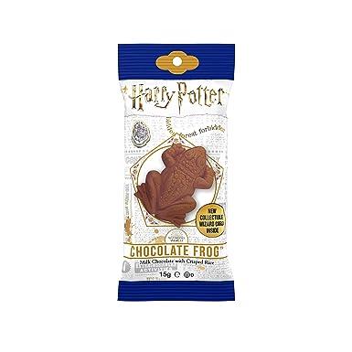 Harry Potter Chocolate con leche en la forma de rana