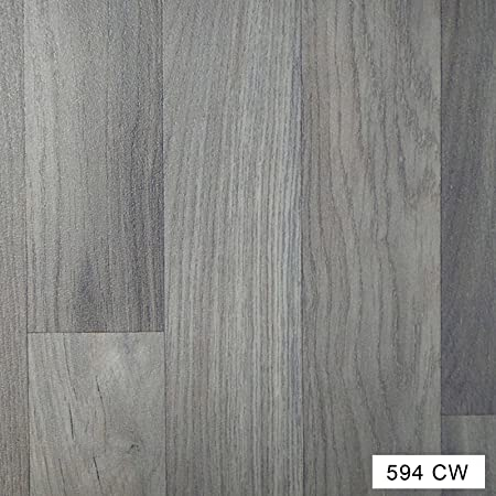 594cw Wood Effect Anti Slip Vinyl Flooring Home Office Kitchen