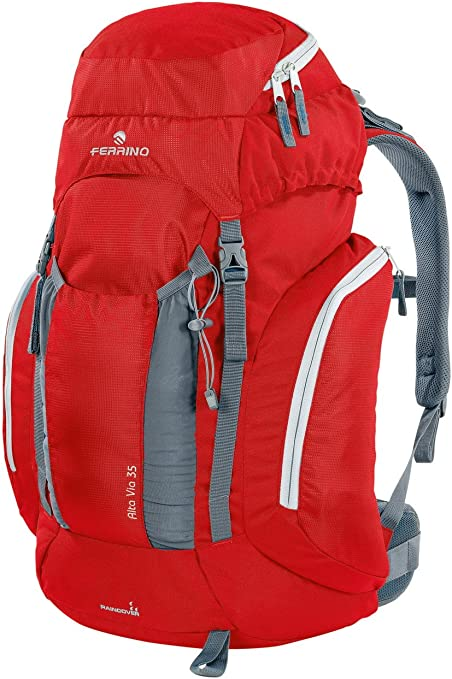 Red Ferrino Alta Via 35 Backpack