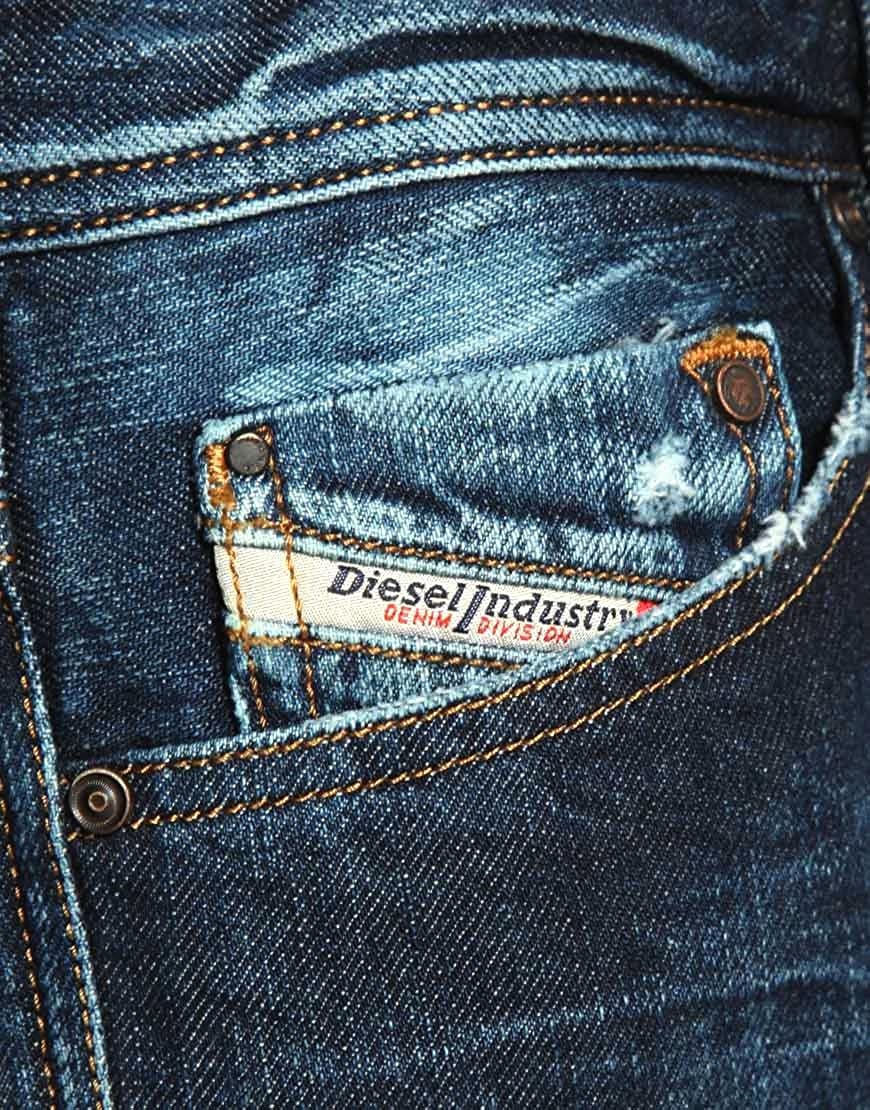 94318a39 Diesel Koolter 8SS Jeans 008SS Tapered Leg Regular Slim Fit: Amazon.co.uk:  Clothing