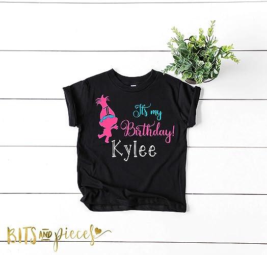 Amazon Poppy Birthday Shirt