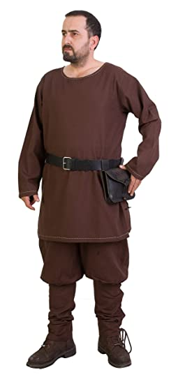 Thor Medieval Tunic by CALVINA Costumes -Unisex - Made in Turkey