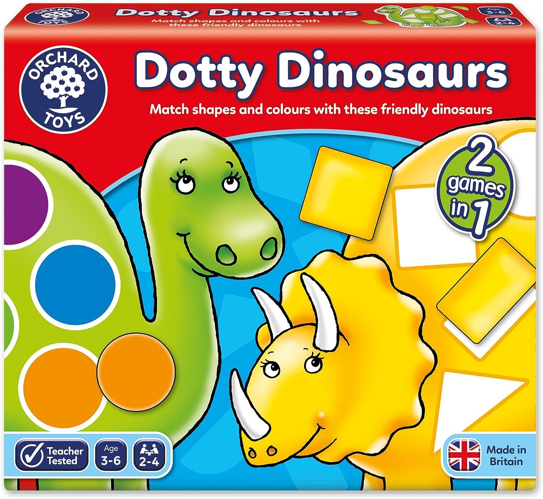 Dotty Dinosaurs