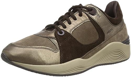 D Omaya a, Womens Low-Top Sneakers Geox