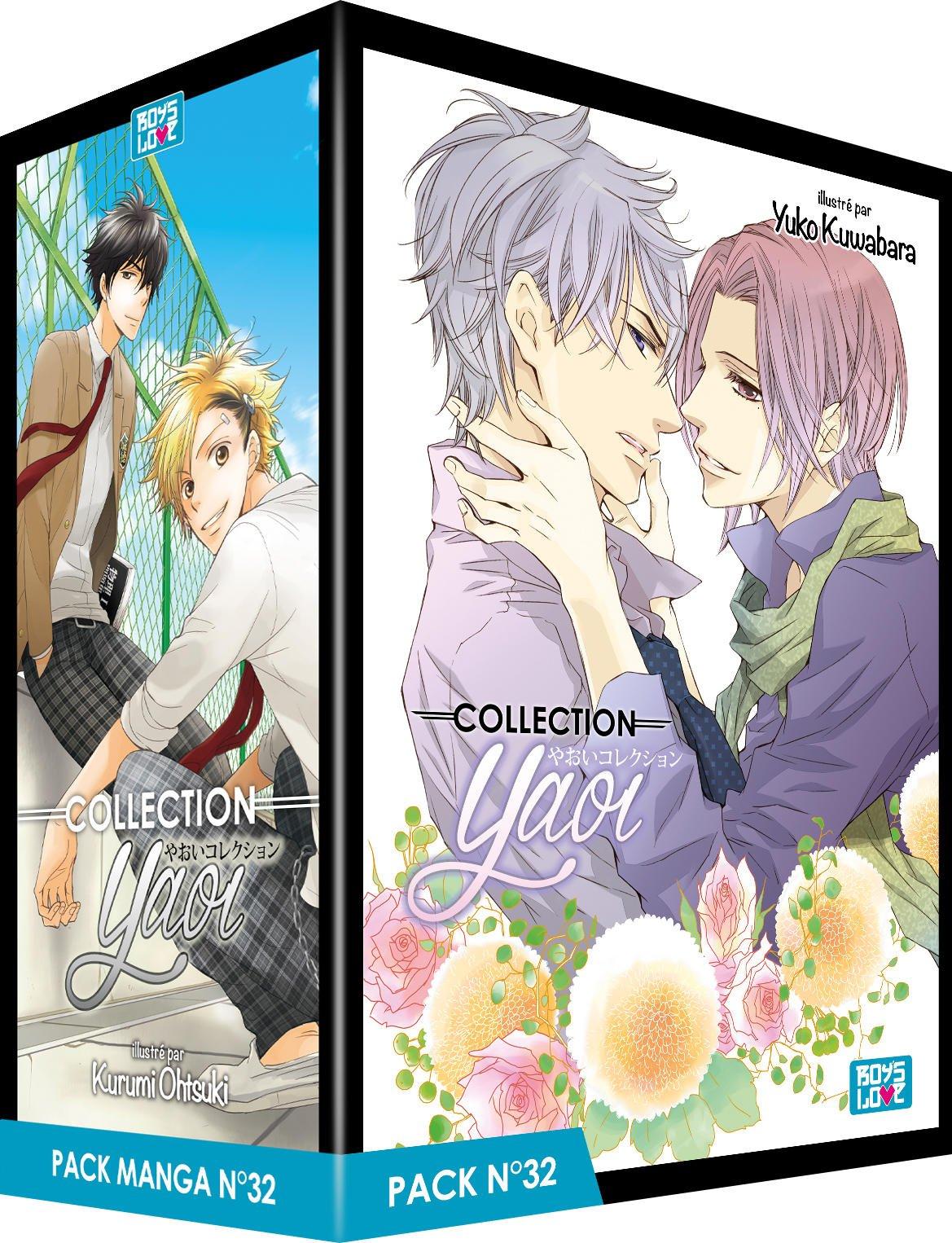 Pack Boys Love n° 32 : Avec 5 mangas Boys Love Collection ...