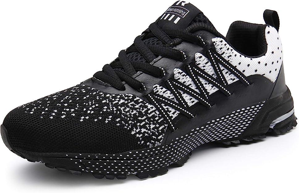 Sollomensi Sneakers Herren Damen Unisex Schwarz