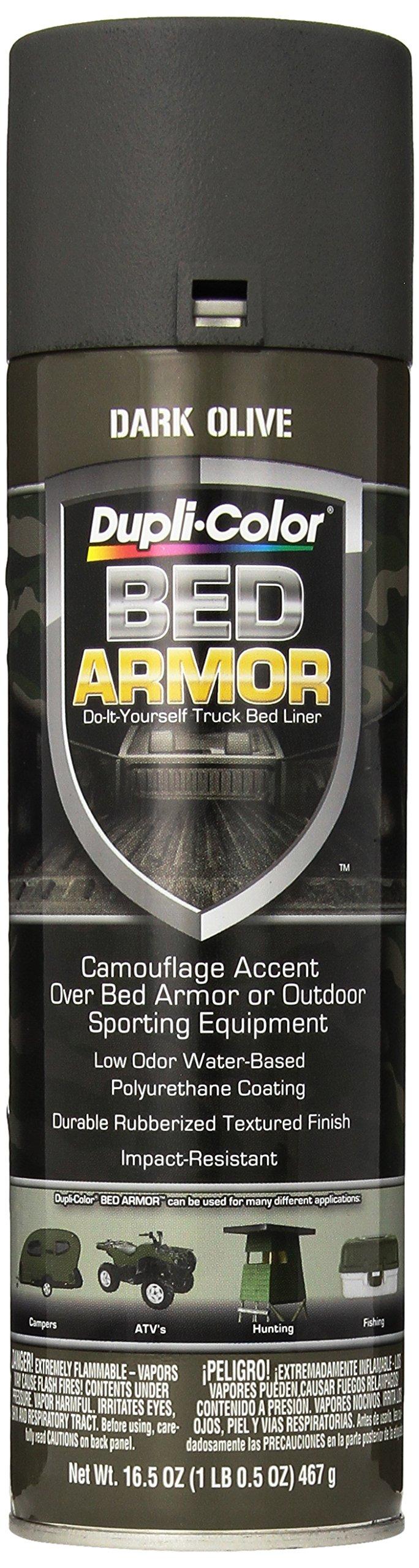 Dupli-Color Black Premium Truck Bed Armor - BAA2020