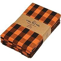 Urban Villa Kitchen Towels, Premium Quality,100% Cotton Dish Towels,Mitered Corners,Ultra Soft (Size: 20X30 Inch…