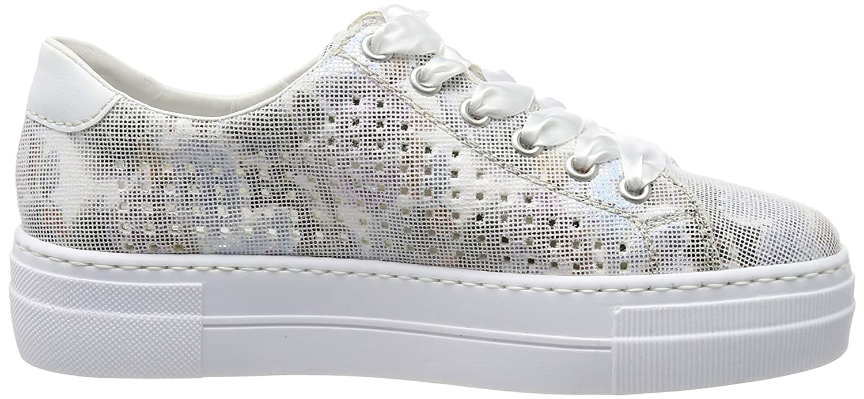 Rieker Women's N49c4 91 Low Top Sneakers: Amazon.co.uk