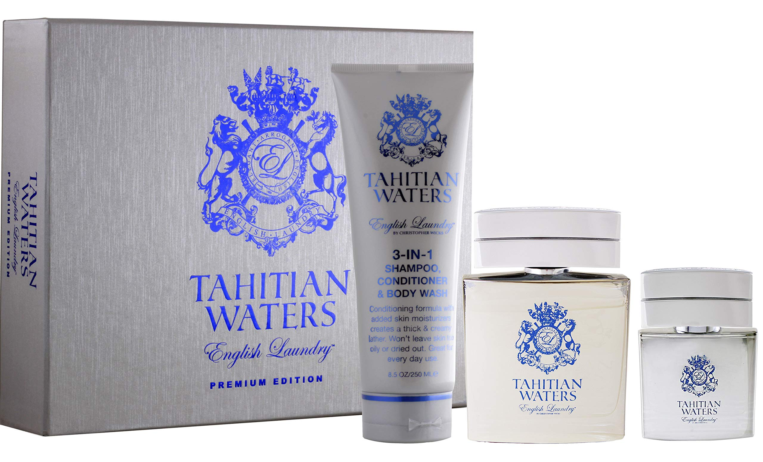 English Laundry Tahitian Waters Eau de Parfum Gift Set by English Laundry