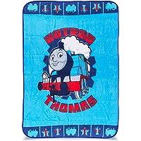 "Thomas Train and Friends Throw Plush Blanket 46"" x 60"""