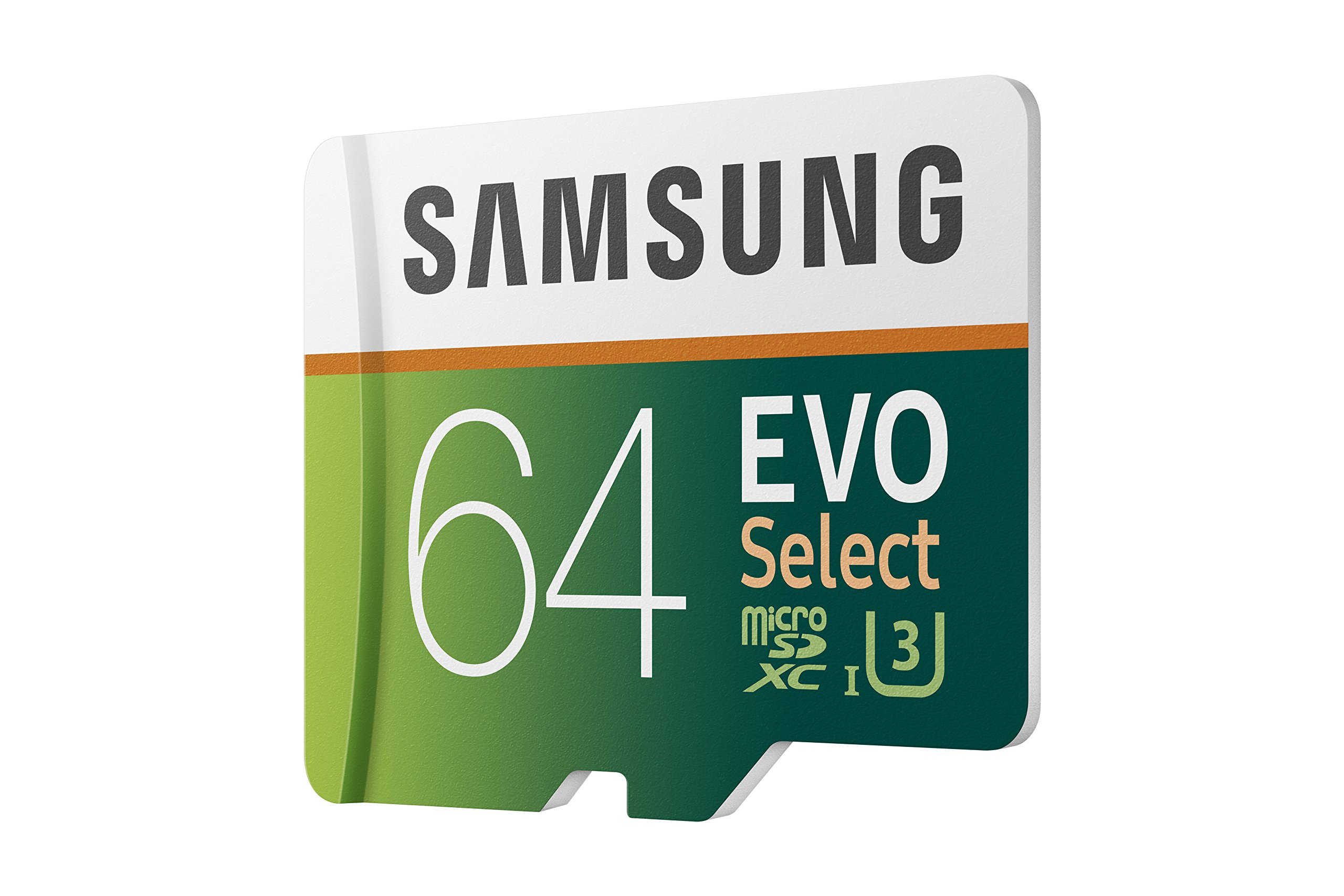 Samsung 64GB 100MB/s (U3) MicroSDXC EVO Select Memory Card with Adapter (MB-ME64GA/AM) by Samsung (Image #5)