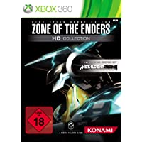 Zone of the Enders - HD Collection (inkl. Demo Metal Gear Rising: Revengeance) [Importación alemana]