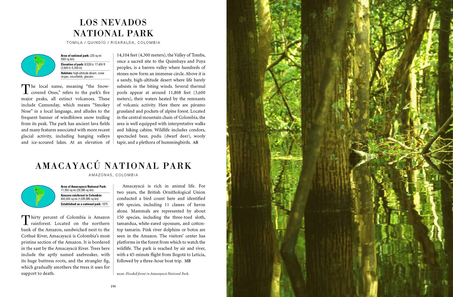 1001 Natural Wonders: You Must See Before You Die: Amazon.co.uk: Michael  Bright: 9781844036745: Books