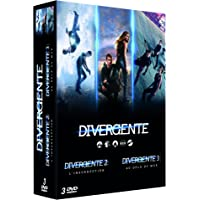 Divergente - Coffret: Cinq destins, un seul choix + L'insurrection + Au-delà du mur