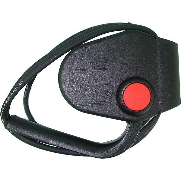 gardexx - Interruptor de palanca para cortacésped: Amazon.es: Jardín