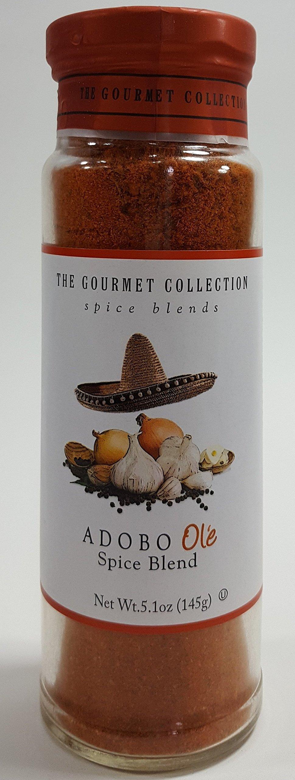 The Gourmet Collection Adobo Ol'e Spice Blend 4.6 oz