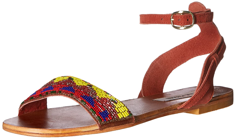 Steve Madden Women's Jewells Flat Sandal