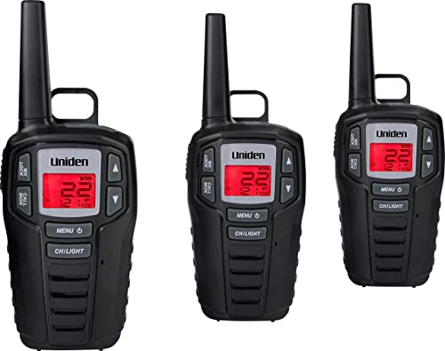 Walkie Talkies, 22-Channel FRS 2-Way Radios