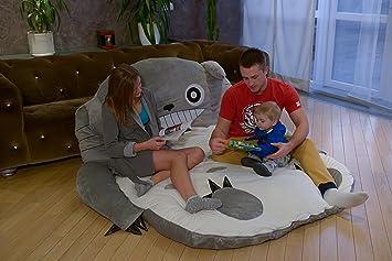 Colchón de Totoro individual / doble. Tamaño: 2 m x 1,5 m: Amazon.es: Hogar