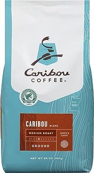 Caribou Coffee Medium Roast Caribou Blend 20oz Ground Coffee