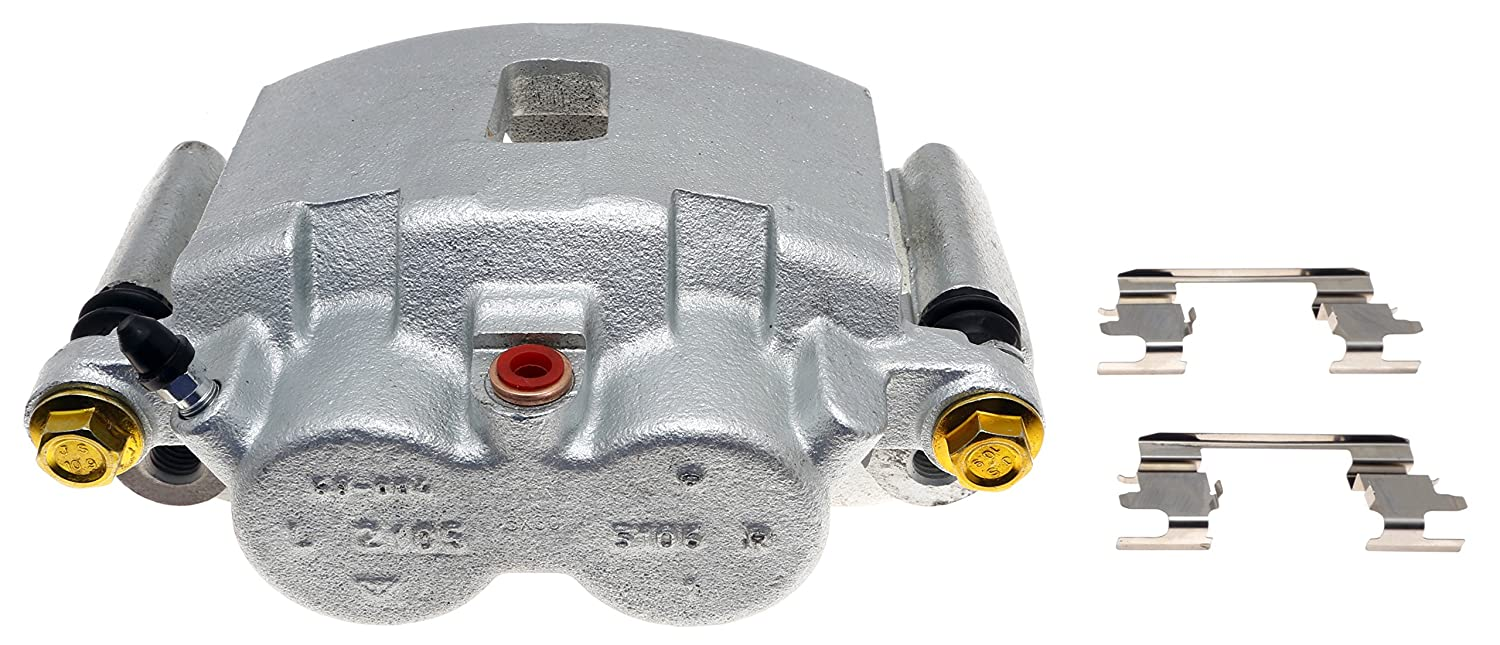 ACDelco 18FR2171C Professional Rear Driver Side Disc Brake Caliper Assembly without Pads (Friction Ready Coated), Remanufactured