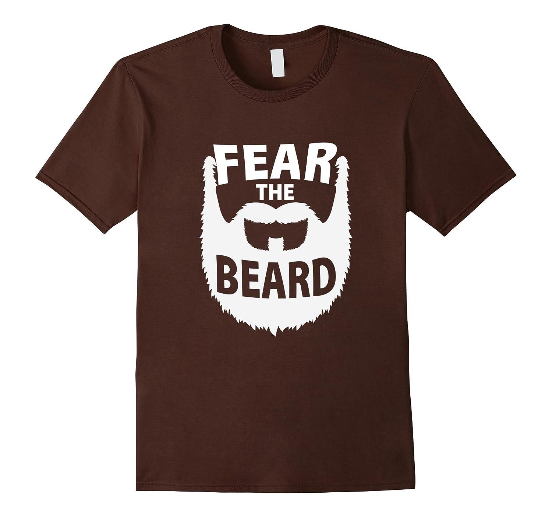 898a161a Mens Mens fear the beard funny T shirts-Vaci – Vaciuk