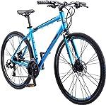 Schwinn Volare Adult Hybrid Road Bike, 28-inch Wheel, Aluminum Frame, Multiple