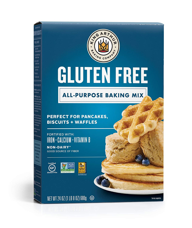 King Arthur Flour, All-Purpose Baking Mix, Gluten Free, 24 Ounce