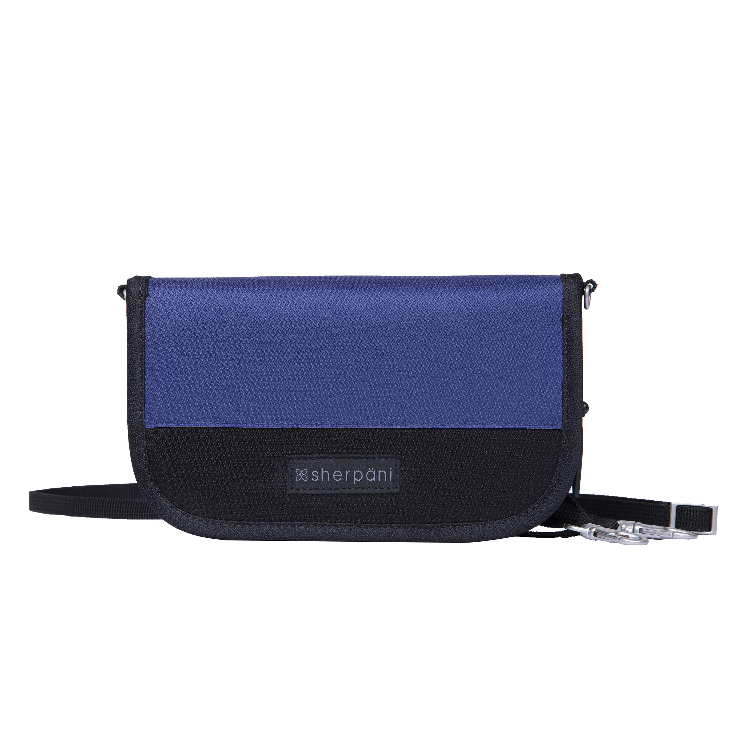Sherpani Zoe 2.0 Nylon Crossbody Wallet Mini Crossbody Purse Bag Essential Wallet for Women RFID Protection
