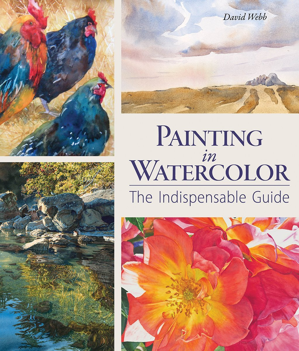 Watercolor artist magazine review - Painting In Watercolor The Indispensable Guide David Webb 9781770857384 Amazon Com Books