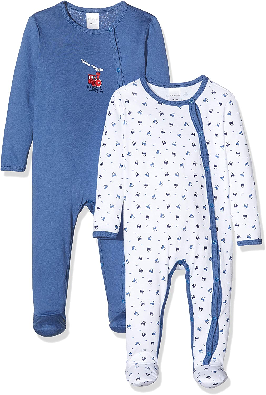 Schiesser Pijama (Pack de 3) para Bebés