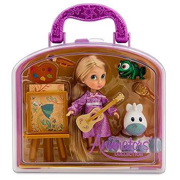 (ディズニー) Disney プリンセス ミニ アニメーターズ コレクション ドール ラプンツェル 6002040901224P ディズニーストア  [並行