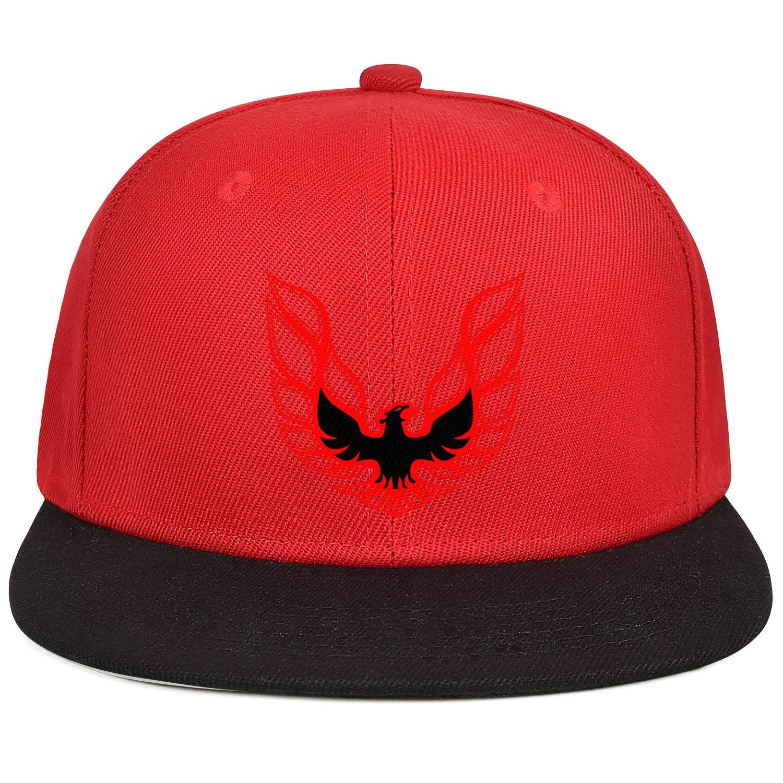 Baseball Cap Popular Hip Hop Caps Sport Hat Leisure Time Snapback Hat Mens Trucker Hats Man Mens Pontiac-Firebird-Logo