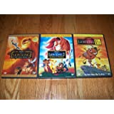 The Lion King Trilogy Collection
