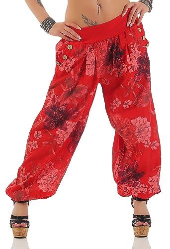 ZARMEXX Señoras pantalones harén pantalones del estilo del verano de todo pantalones casuales de imp...