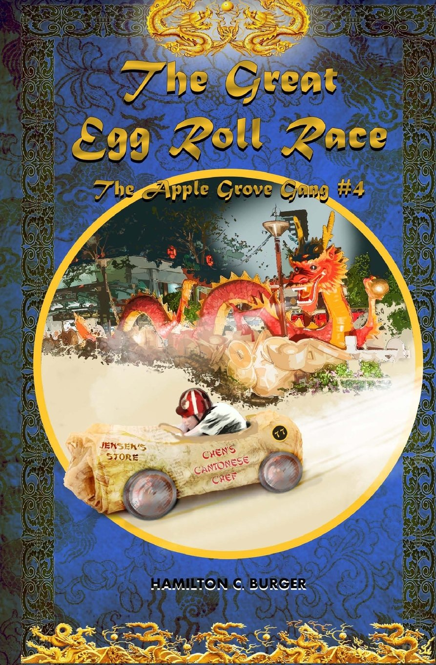 Download THE GREAT EGG ROLL RACE (The Apple Grove Gang #4) (Volume 4) PDF