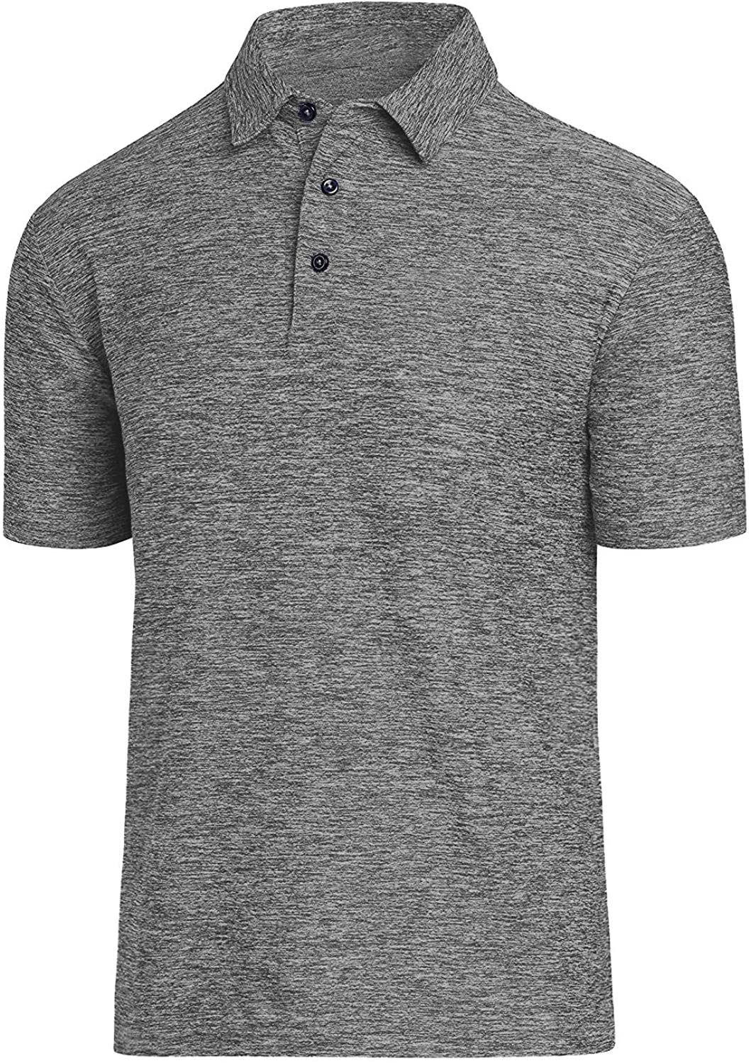 Men's Dry Fit Golf Polo Shirt: Clothing