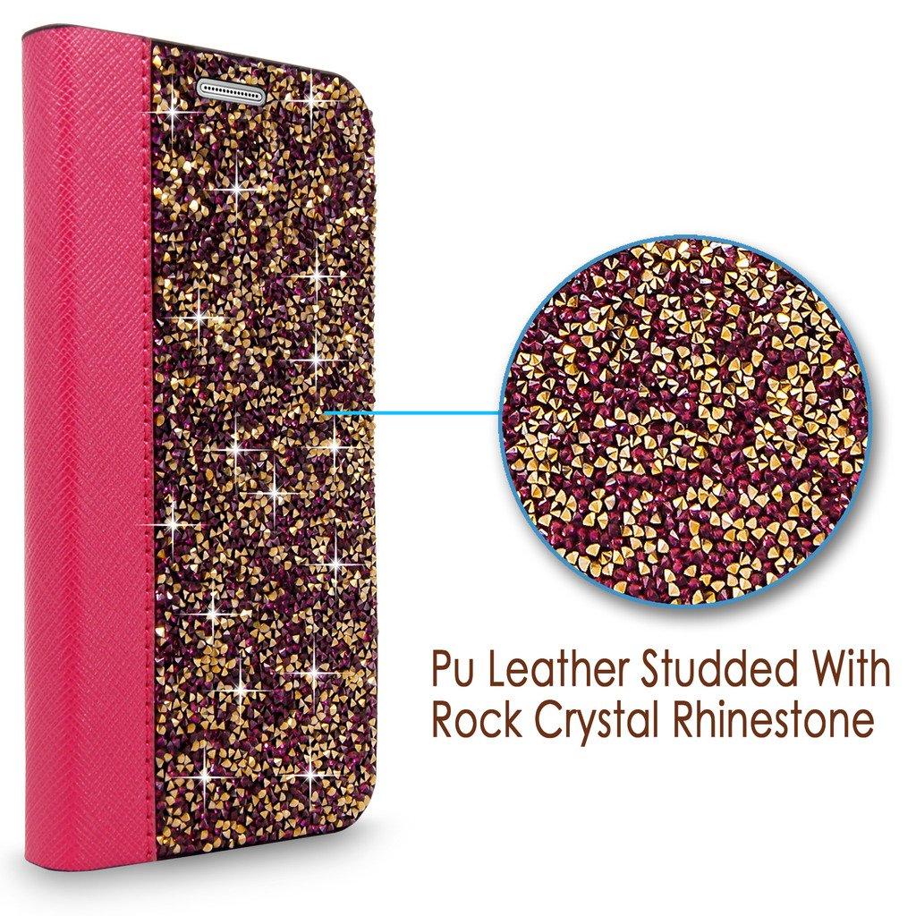 Cellularvilla Diamond Crystal Rhinestone Protective Image 3